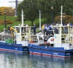 2018 - Lake Assault Boats - 25 Cleveland Barge Work Boat