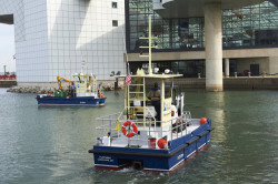 2020 - Lake Assault Boats - Cleveland Barges