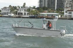 2020 - Lake Assault Boats - Harrison 24