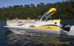 2009 - Landau Boats - 230 Atlantis Cruise