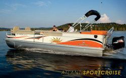 2009 - Landau Boats - 250 Atlantis Sport Cruise