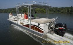 2009 - Landau Boats - 250 Atlantis Cruise