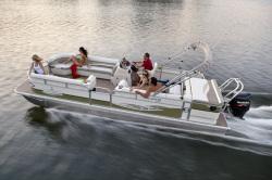 2011 - Landau Boats - Atlantis 230 Cruise