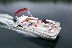 2011 - Landau Boats - Harbor Fish  Cruise 24