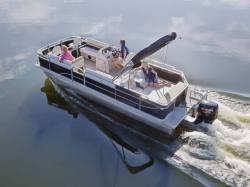 2012 - Landau Boats - Harbor Fish  Cruise 22