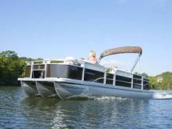 2012 - Landau Boats - Harbor Fish  Cruise 24