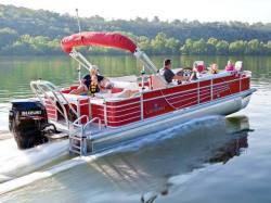 2013 - Landau Boats - Atlantis 250 Sport Cruise