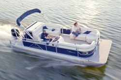2013 - Landau Boats - Island Breeze 232 Cruise