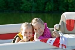2013 - Landau Boats - Island Breeze 252 Cruise