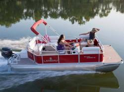 2013 - Landau Boats - Island Breeze 192 Cruise