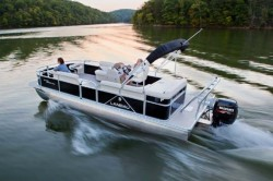 2013 - Landau Boats - Island Breeze 232 Sport Cruise