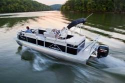 2017 - Landau Boats - Island Breeze 232 Sport Cruise