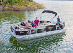 2017 - Landau Boats - A-lure 212 Fish
