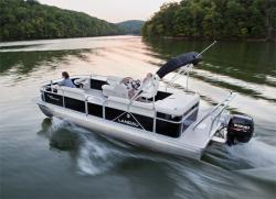 2017 - Landau Boats - Island Breeze 252 Sport Cruise