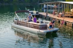 2017 - Landau Boats - Atlantis 250 Cruise