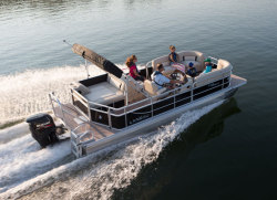 2017 - Landau Boats - Island Breeze 252 Cruise