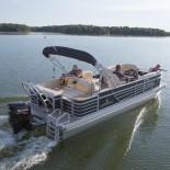 2017 - Landau Boats - Atlantis 230 Sport Cruise