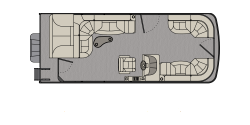 2017 - Landau Boats - Atlantis 220 Cruise