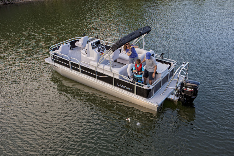 Research 2018 - Landau Boats - 232 CC A-Lure Fishing on iboats.comBoats For Sale - iBoats