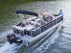 2018 - Landau Boats - Atlantis 230 Cruise