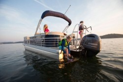 2018 - Landau Boats - Atlantis 220 Cruise