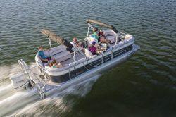 2020 - Landau Boats - Island Breeze 232 Cruise