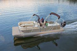 2020 - Landau Boats - Island Breeze 252 Cruise
