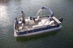 2020 - Landau Boats - 212 CC A-Lure Fishing