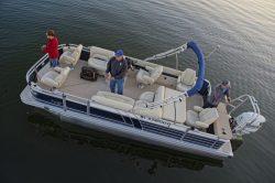 2020 - Landau Boats - 224 A-Lure Fishing
