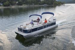 2020 - Landau Boats - Island Breeze 252 Sport Cruise