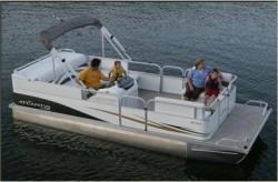 Landau Boats Atlantis 200 Pontoon Boat