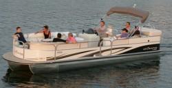Landau Boats Atlantis 2503 Classic Pontoon Boat