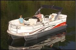 Landau Boats Atlantis 2303 Pontoon Boat