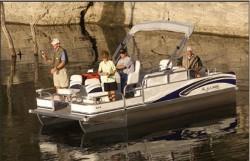 Landau Boats A-Lura 184 DLX Pontoon Boat