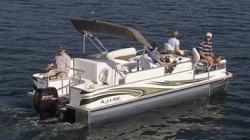 Landau Boats A-Lure 234 SC Pontoon Boat