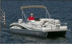 Landau Boats A-Lure 204 Pontoon Boat