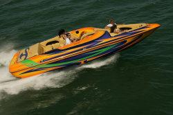 2015 - Laser Boats - 25 Fury