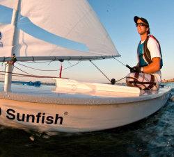2017 Laser Performance Sunfish Race