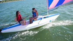 2020 - Laser Performance - Sunfish Race