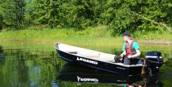 2015 - Legend boats - 12 Ultralite