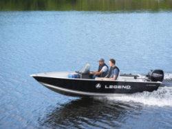 2018 - Legend boats - 15 Angler
