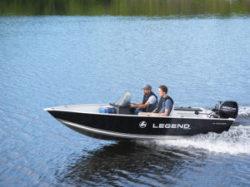 2020 - Legend boats - 15 Angler