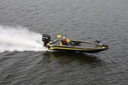 2013 - Legend Boats - Alpha 199