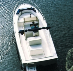 2014 - Limestone Boats - L-20 Center Console