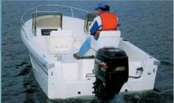 2013 - Limestone Boats - L-17 Twin Console