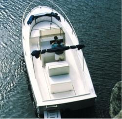 2013 - Limestone Boats - L-20 Center Console