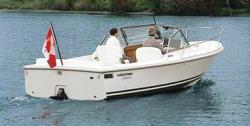2013 - Limestone Boats - L-24 Cuddy Cabin