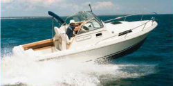 2013 - Limestone Boats - L-24 Express Cruiser