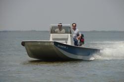 2015 - Majek Boats - 18ft Redfish
