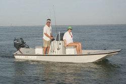 2020 - Majek Boats - Texas Skiff